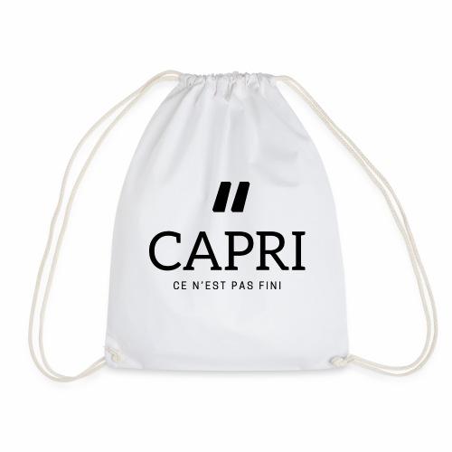 Capri ce n'est pas bien - Sac de sport léger