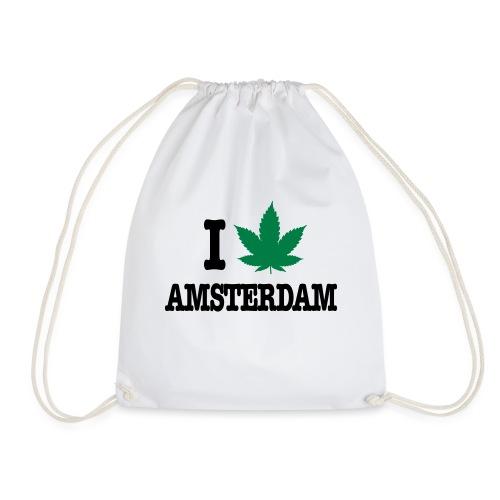 I CANNABIS AMSTERDAM - Turnbeutel