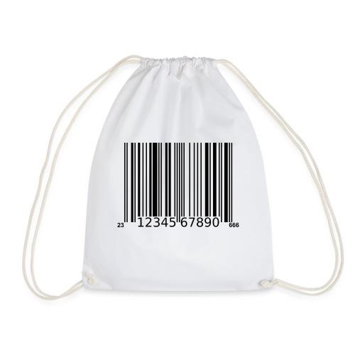 Barcode Tshirt ✅ Jetzt kaufen - Turnbeutel