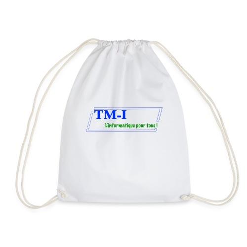 logo touletmarc.info + slogans - Sac de sport léger