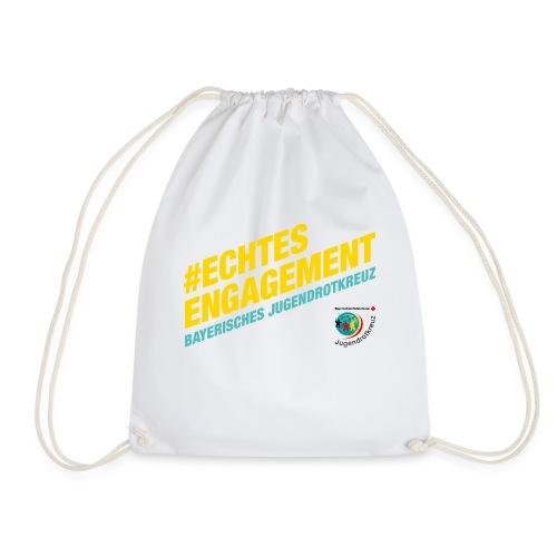 #echtesengagement - Turnbeutel