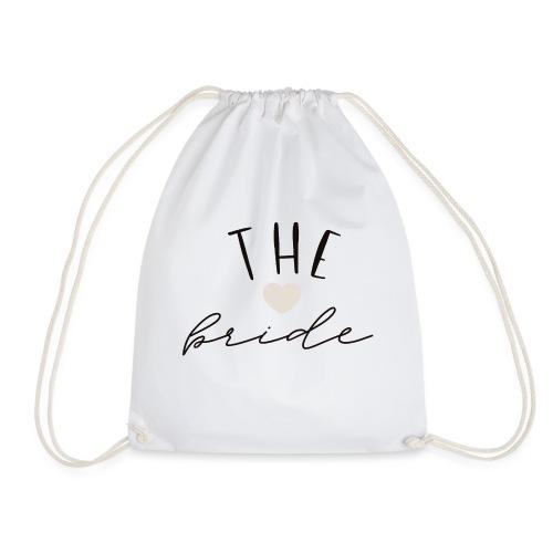 The bride - Turnbeutel