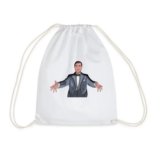 Ice the Creator - Drawstring Bag