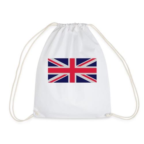 great_britain_union_flag - Drawstring Bag
