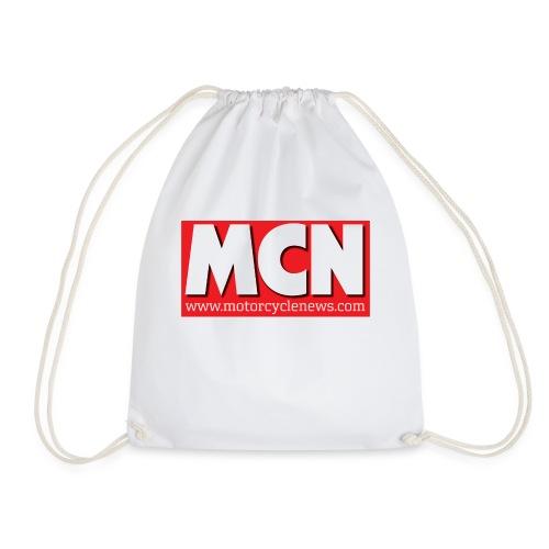 mcnlogo url - Drawstring Bag