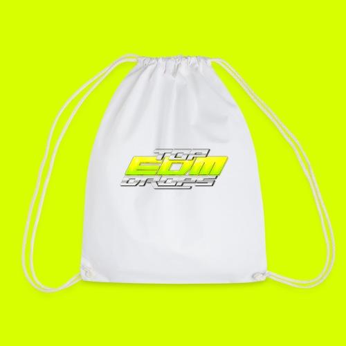 Snapback TopEDMDrops - Drawstring Bag