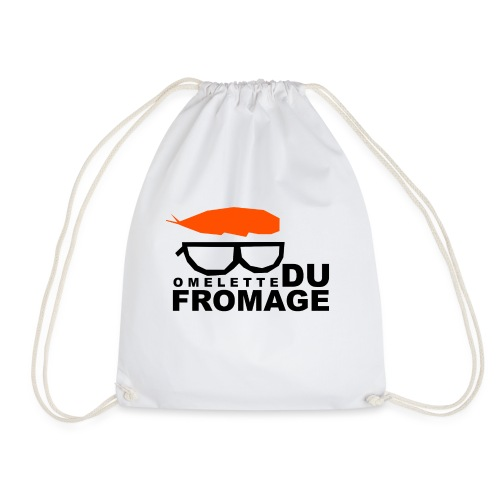 Omelette du fromage - Drawstring Bag