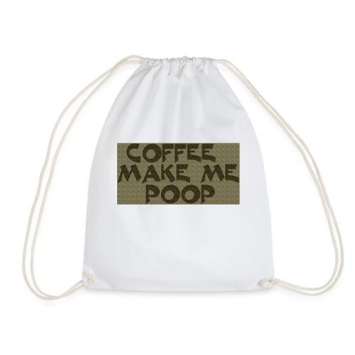 COFFEE - Drawstring Bag