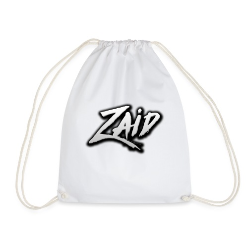 Zaid's logo - Drawstring Bag
