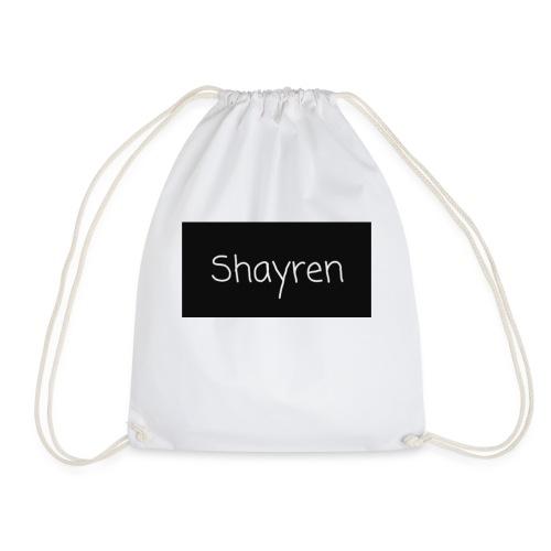 Shayren t-shirt - Gymtas