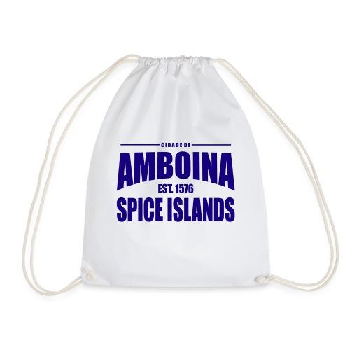 Cidade de Amboina - Blue - Gymtas