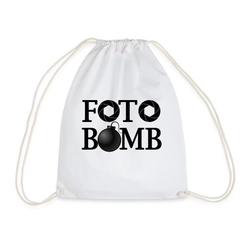 Foto-Bomb - Drawstring Bag