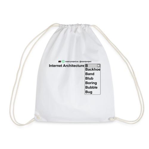 IAB-all3 - Drawstring Bag