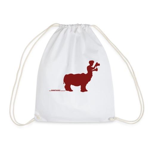 Rhinotaure sans texte - Sac de sport léger