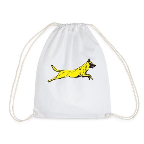 jumping dog malinois - Gymtas