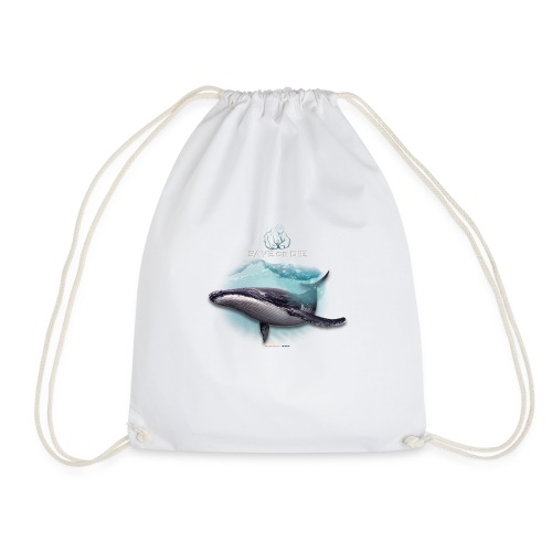 save or die Whale - Sac de sport léger