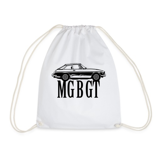 MG MGB GT - Autonaut.com - Drawstring Bag