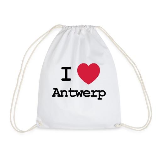 I love Antwerp - Gymtas
