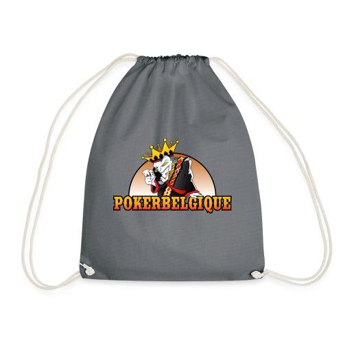 Logo Poker Belgique - Sac de sport léger