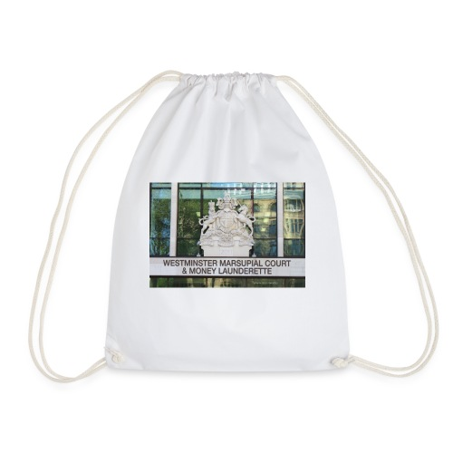 Court of Contempt - Drawstring Bag