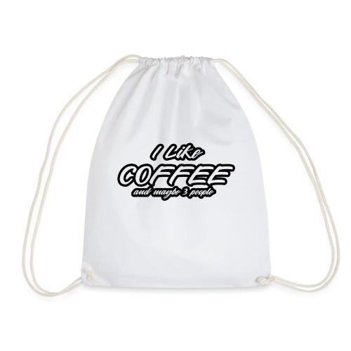 I Like Coffee Kopie - Turnbeutel