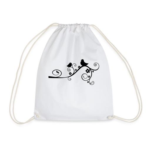 Bernie and Bertha - Drawstring Bag