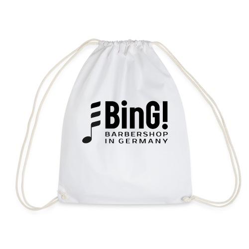 BinG Logo - Turnbeutel
