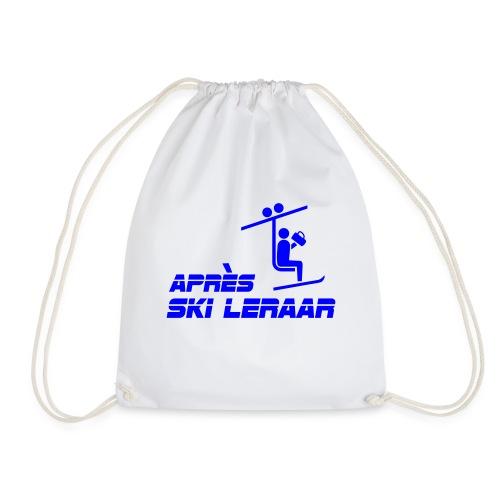 apres ski leraar - Gymtas