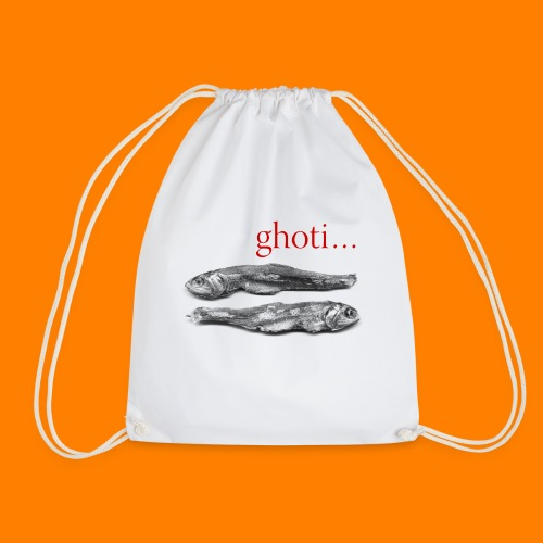 ghoti - Drawstring Bag