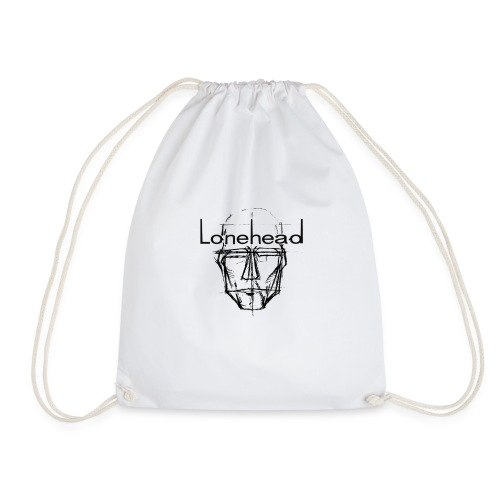 lhlogoblack - Drawstring Bag