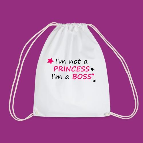 Princess Boss - Sac de sport léger