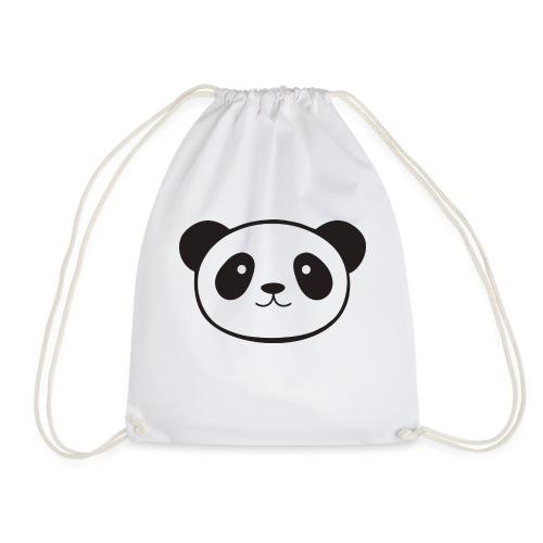 panda no2 - Drawstring Bag