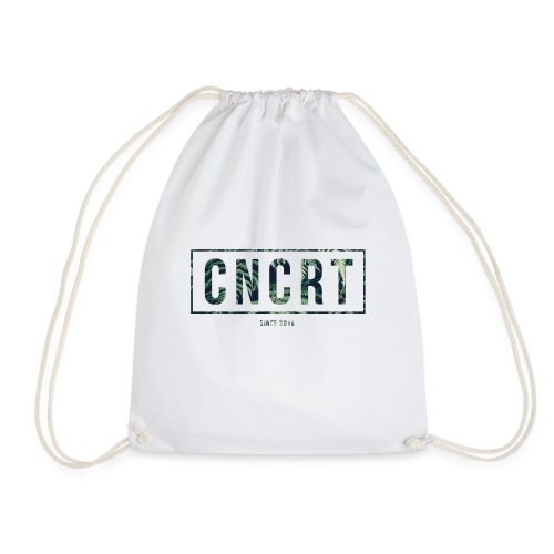 CNCRT white men sweater (Plant Print) - Gymtas