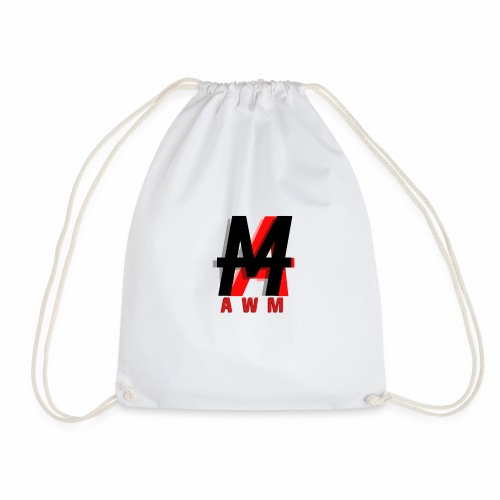 AWM Logo T-Shirt (WOMEN) - Drawstring Bag