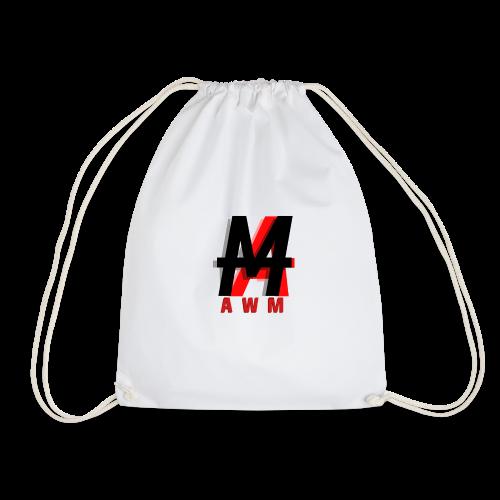AWM Logo T-Shirt (WOMEN) - Drawstring Bag