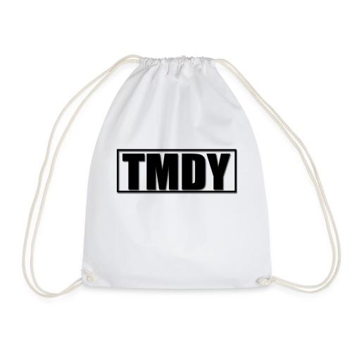 TMDY White Shirt(Teenage size) - Drawstring Bag