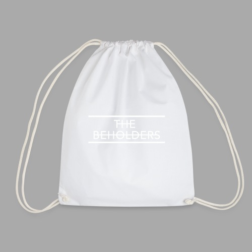 The Beholders canvas tas - Gymtas
