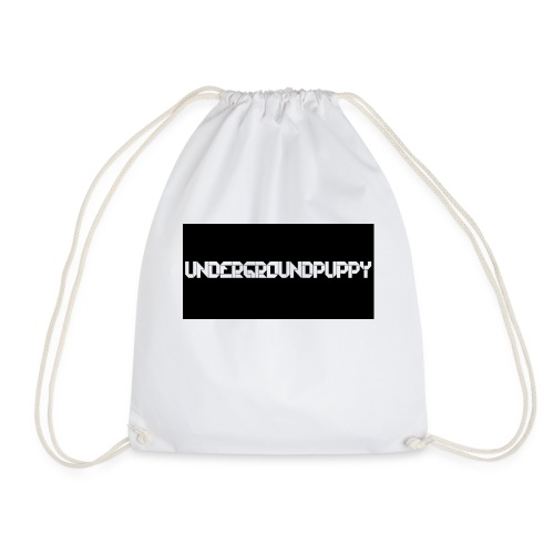 textttt png - Drawstring Bag