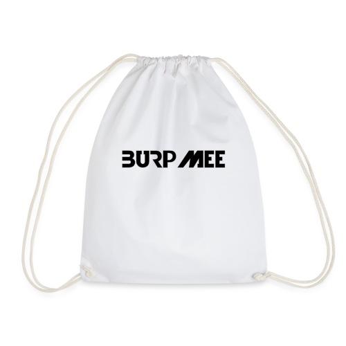 Burpmee Workout Womens T shirt - Drawstring Bag