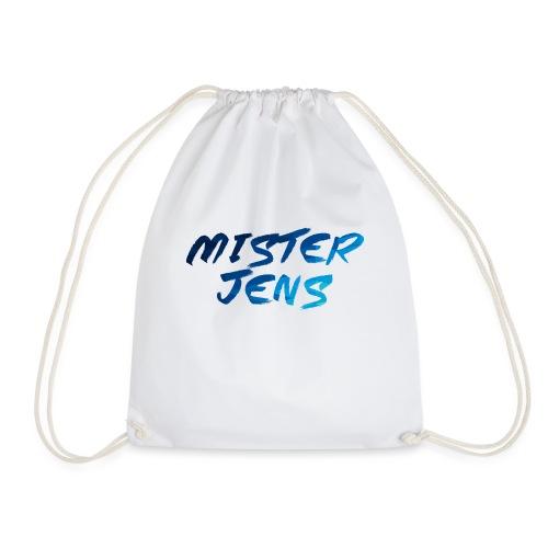 Mister Jens kinder t-shirt - Gymtas