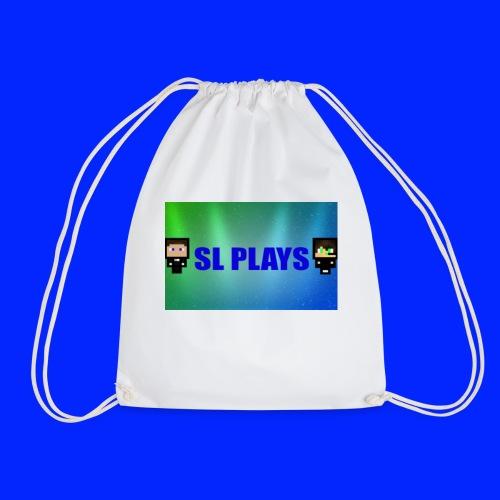 Sl plays t-skjorte for barn - Gymbag