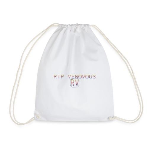 Rip Venomous White T-Shirt woman - Gymtas