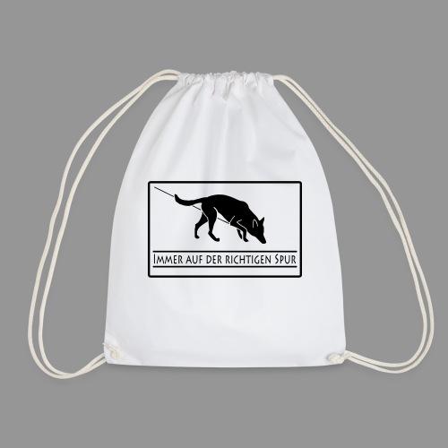 Fährtenhund - Turnbeutel
