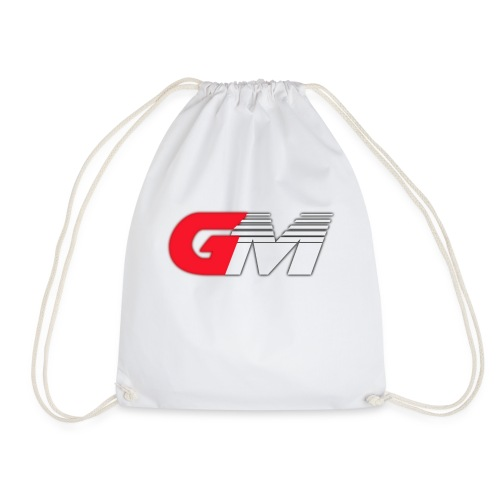GewoonMattis T-Shirt Grijs - Gymtas