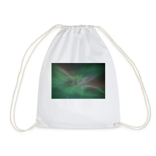 Aurora Borealis - Drawstring Bag
