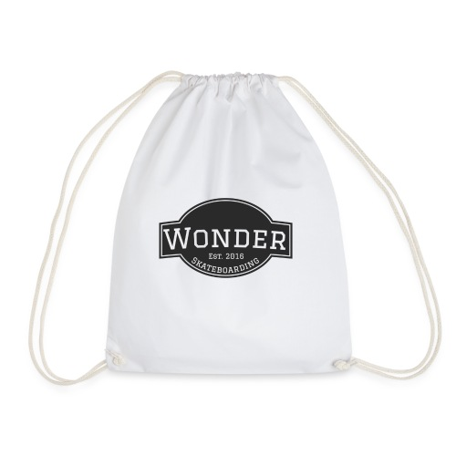Wonder T-shirt - ol' small logo - Sportstaske