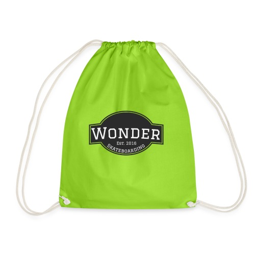 Wonder T-shirt - ol' small logo - Sportstaske