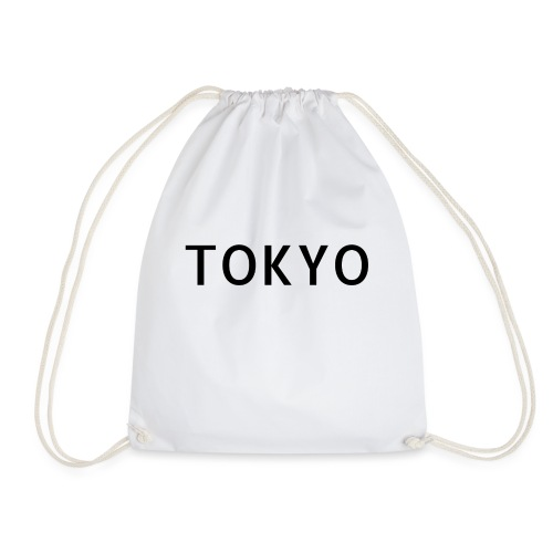 Tokyo - Drawstring Bag