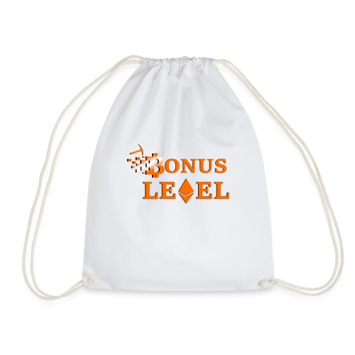 Bonus Level Logo - Turnbeutel