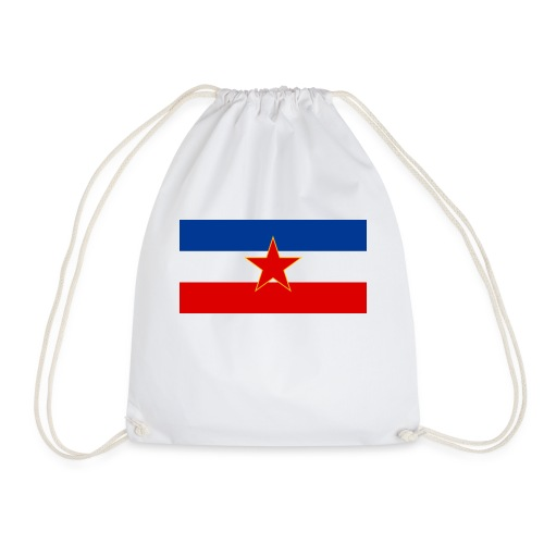 Socialist Federal Republic of Yugoslavia (1945- - Drawstring Bag